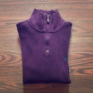 Polo by Ralph Lauren Men's Maroon Sweater